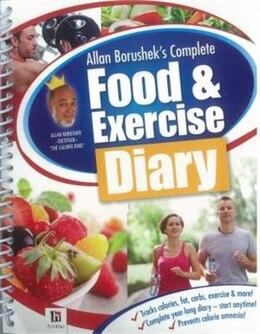 Book ALLAN BORUSHEKS COMPLETE FOOD & EXCERCI by Borushek Allan