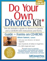 Divorce kit for alberta guide download kit book by alison sawyer do your own divorce kit canada guide forms on cd rom solutioingenieria Gallery