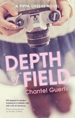 Book Depth Of Field by Chantel Guertin
