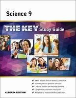 Science 9 Alberta: The KEY Study Guide