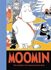 Moomin, Book Seven: The Complete Lars Jansson Comic Strip