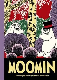 Moomin, Book Nine: The Complete Lars Jansson Comic Strip