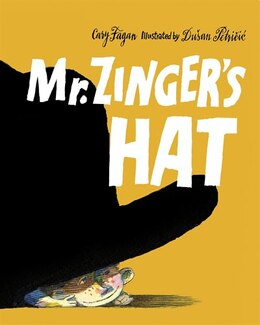 Book Mr. Zinger's Hat by Cary Fagan