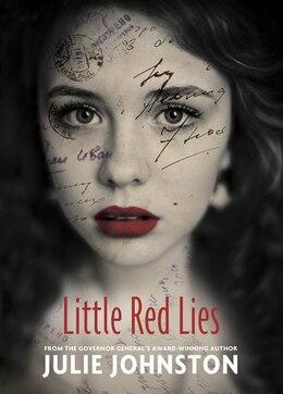 Book Little Red Lies by Julie Johnston