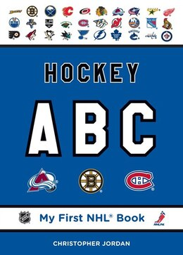Book Hockey Abc by Christopher Jordan