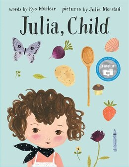 Book Julia, Child by Kyo Maclear