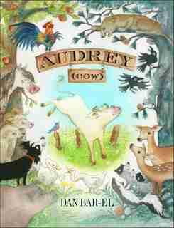 Audrey (cow) by Dan Bar-el