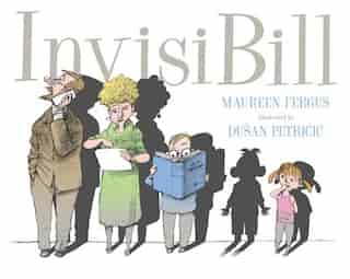Invisibill by Maureen Fergus