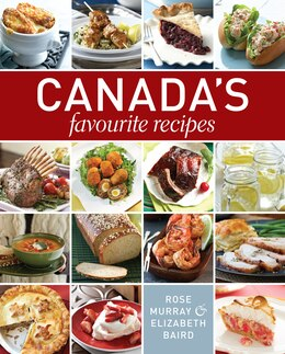 Book Canada's Favourite Recipes by Rose Murray