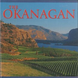 Book The Okanagan by Whitecap Books Ltd.
