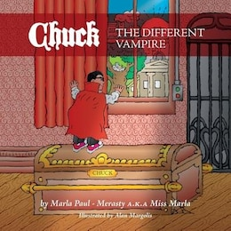 Book Chuck The Different Vampire by Marla Paul Merasty