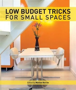 Book Low Budget Tricks for Small Spaces by Montse Borras