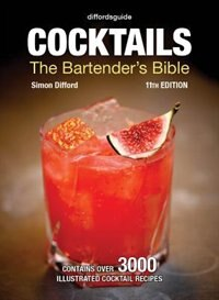 Book diffordsguide Cocktails: The Bartender's Bible by Simon Difford