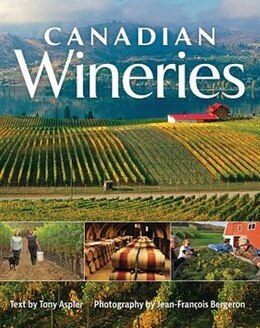 Book Canadian Wineries by Tony Aspler