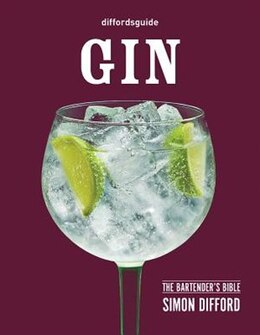 Book diffordsguide Gin: The Bartender's Bible by Simon Difford