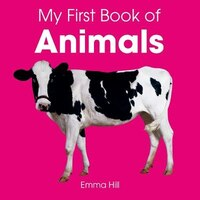My First Book of Animals: A Pull-Out Toddler Book