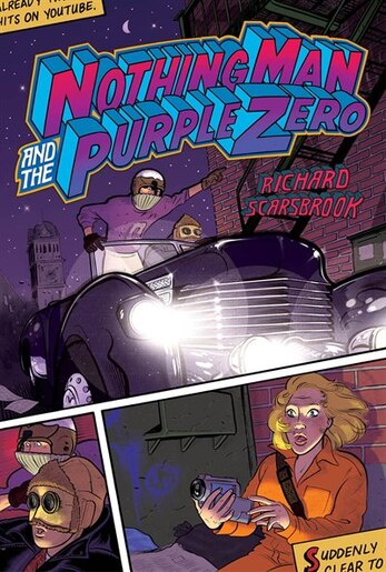Nothing Man and the Purple Zero