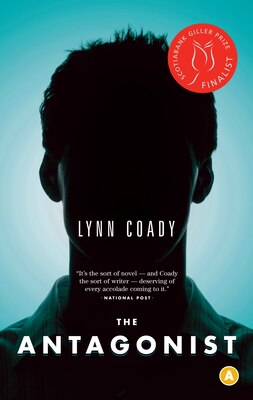 Book The Antagonist by Lynn Coady
