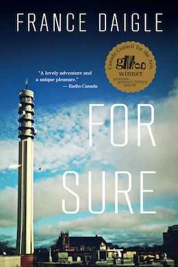 Book For Sure by France Daigle