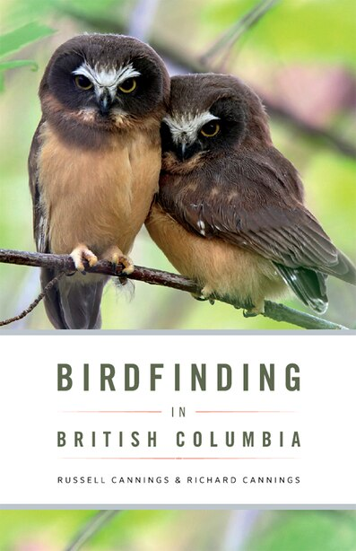 Birdfinding in British Columbia by Richard Cannings