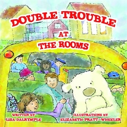 Book Double Trouble At The Rooms by Lisa Dalrymple
