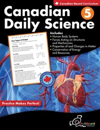 Canadian Daily Science Grade 5