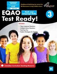Eqao Test Ready! Math & Langua Ge Skills 3 We Tyi