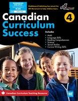 Canadian Curriculum Success 4 WE TYI