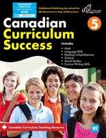 Canadian Curriculum Success 5 WE TYI