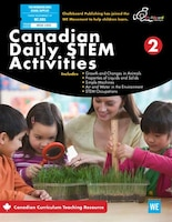 Canadian Daily STEM Activities 2 WE TYI