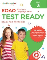 Eqao Test Ready Math And Language 3