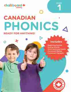 Canadian Phonics 1 by Demetra Turnbull