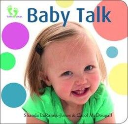 Book Baby Talk by Carol Mcdougall