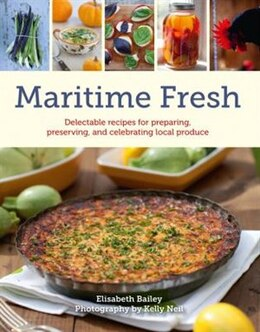 Book Maritime Fresh by Elisabeth Bailey