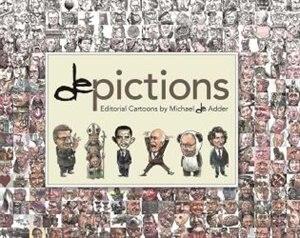 dePictions: Editorial Cartoons by Michael de Adder by Adder Michael De