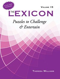 Lexicon 15: Puzzles to Challenge and Entertain
