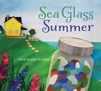 Book Sea Glass Summer by Heidi Jardine Stoddart