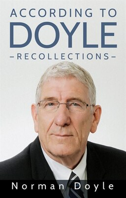 Book According to Doyle by Norman Doyle