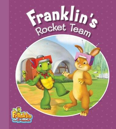 Franklin's Rocket Team by Caitlin Drake Smith