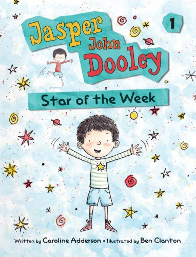 Jasper John Dooley: Star of the Week by Caroline Adderson