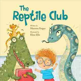 The Reptile Club by Maureen Fergus