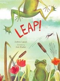Leap! by Jonarno Lawson