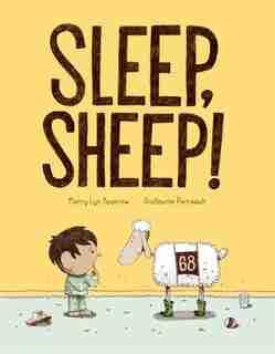 Sleep, Sheep! by Kerry Sparrow