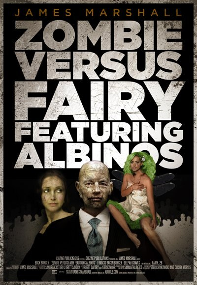 Zombie Versus Fairy Featuring Albinos by James Marshall