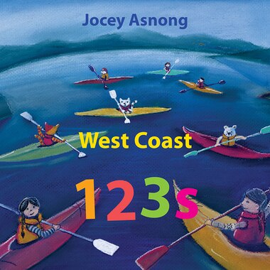 West Coast 123s by Jocey Asnong