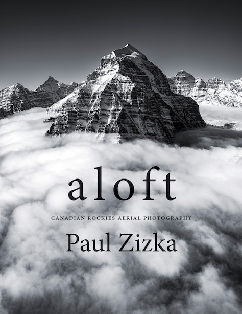 Aloft: Canadian Rockies Aerial Photography