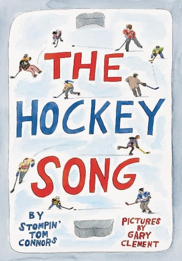 The Hockey Song Book By Stompin Tom Connors Hardcover