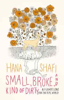 Small, Broke, And Kind Of Dirty: Affirmations For The Real World by Hana Shafi