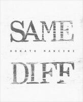 Book Same Diff by Donato Mancini