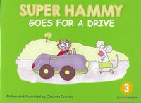 Super Hammy Goes For A Drive